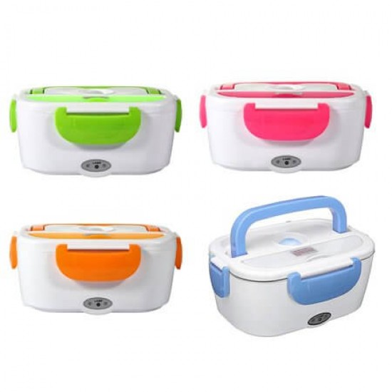 Electric Heated Portable Lunch Box