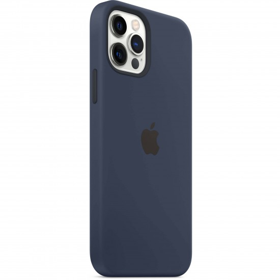 IPhone 12 Pro Silicone Cover Soft-Touch Finish Back Protective Case