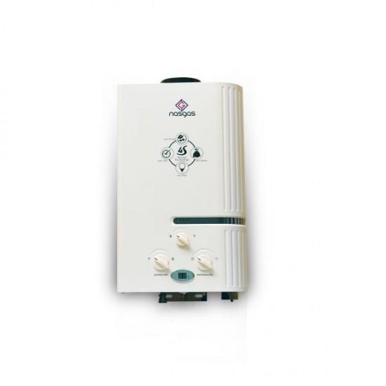 Nasgas Super Instant Gas Water Heater DG 12L