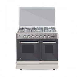 Nasgas Double Door Cooking Range DG 534
