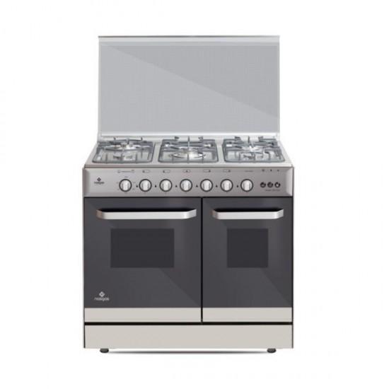 Nasgas Double Door Cooking Range DG 534