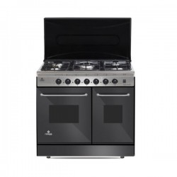 Nasgas Double Door Cooking Range ECO 534