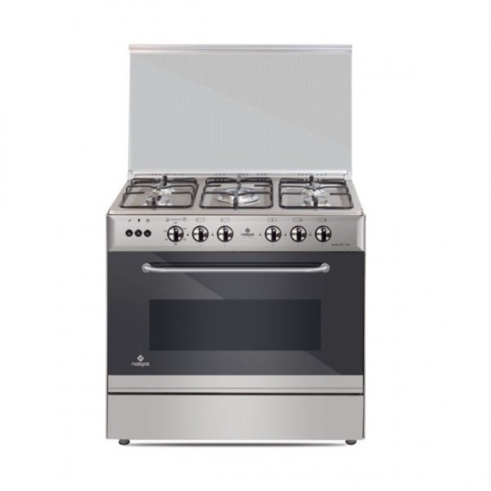 Nasgas Single Door Cooking Range EXC 534
