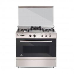 Nasgas EXM 334 Single Door Cooking Range Oven