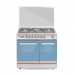 Nasgas NG 534 Double Door Cooking Range