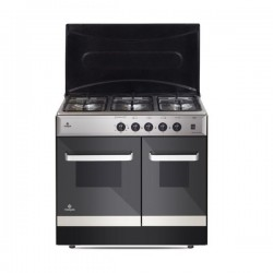 Nasgas Double Door Cooking Range SG 334