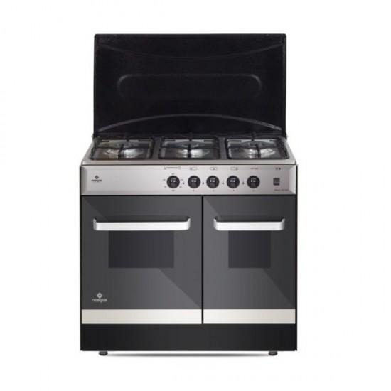 Nasgas Double Door Cooking Range SG 334