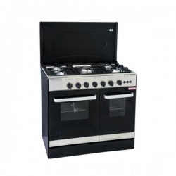 Nasgas Double Door Cooking Range SG 534