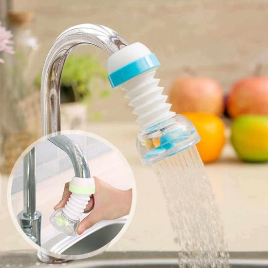 Rotating Crane Faucet Extenders Water Tap