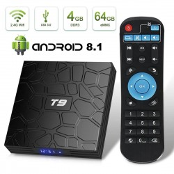 T9 Android 8.1 Smart Box