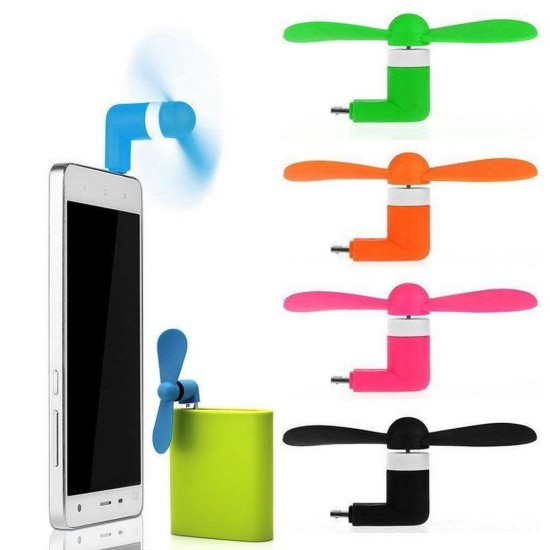 Universal Portable Mini USB Fan