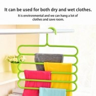 5 Layer Multifunctional Hangers