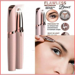 Flawless Eyebrow Hair Removal