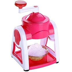 Ice Gola Slush Maker with Bowls Glass Sticks