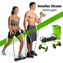 Revoflex Extreme Fitness Exercise Machines