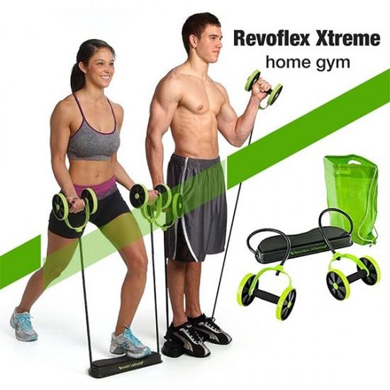 Revoflex Extreme Fitness Exercise Machines