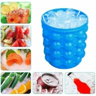 Silicone Ice Cube Pop Maker