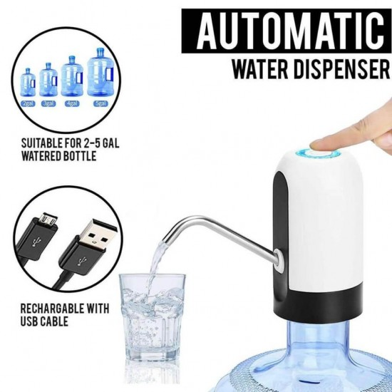 Rechargeable Automatic Water Pump Portable Water Dispenser