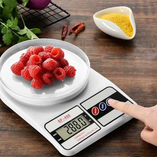 Electronic Kitchen Scale SF 400