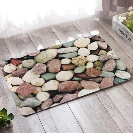 3D Digital Stone Door Mat