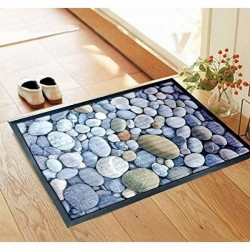 3D Digital Stone Door Mat