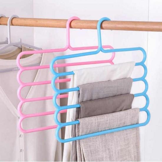 5 Layer Multifunctional Hangers