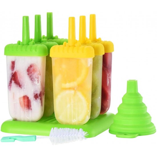 6 Ice Lolly Mould