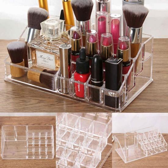 Acrylic Makeup Cosmetic Organizer