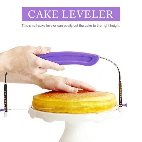 Adjustable Cake Leveler 12 Inches