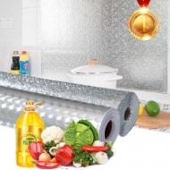 Aluminum Foil Self Adhesive DIY Wall Stickers