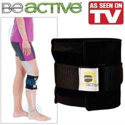 Be Active Brace Leggings Pressure Point Acupressure Pad Back Pain Set Of 2