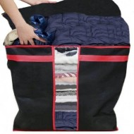 Storage Black Bag Extra Large Capacity
