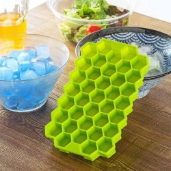 Honeycomb Ice tray with Lid