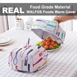 Insulated Foldable Food Covers