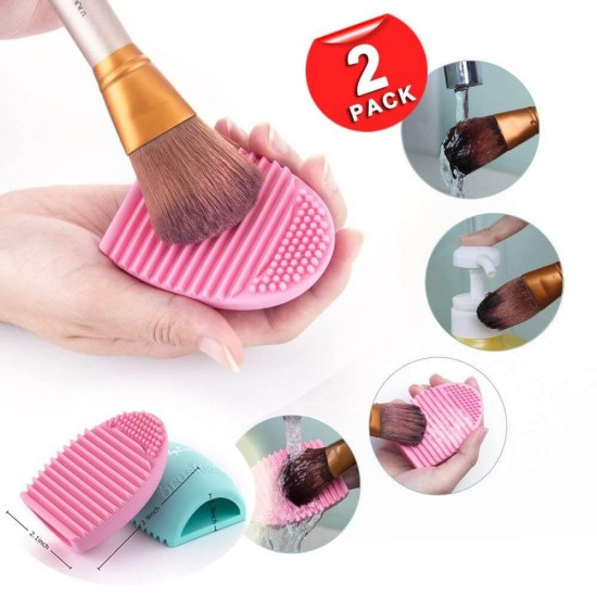 Makeup Brush Egg Cleaner