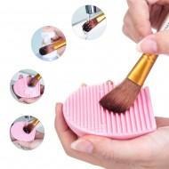 Makeup Brush Egg Cleaner