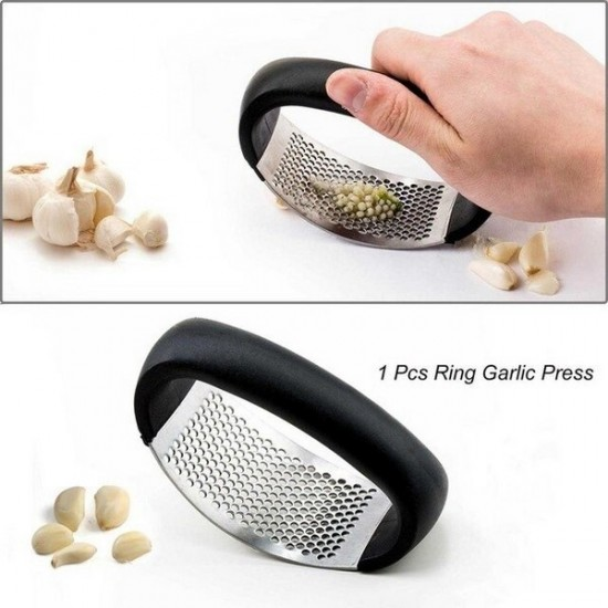 Manual Garlic Press Kitchen Hand Tools