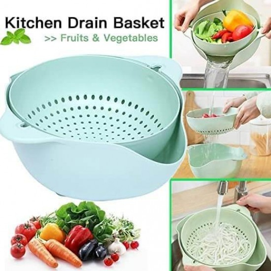 Multipurpose Drainage Bowl