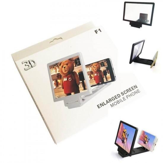 Phone Screen Enlarger 3D Magnifier