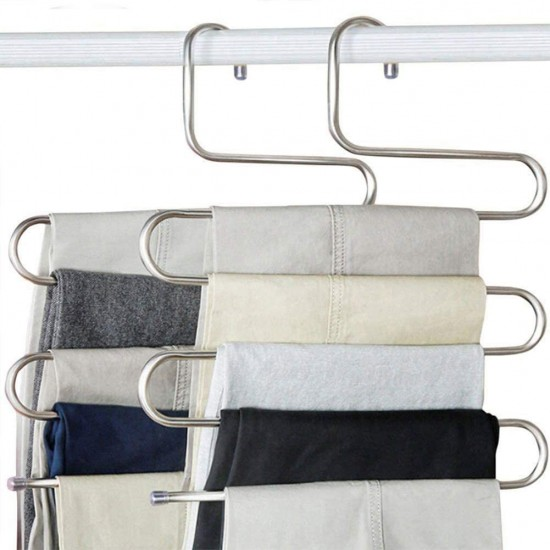 S Shape Stainless Steel Hangers