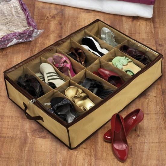 Shoe Organizer 12 Pockets
