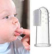 Silicone Finger Baby Toothbrush