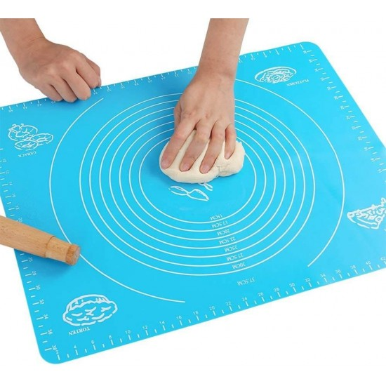 Silicone Rolling Dough Mat