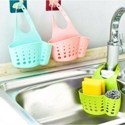Sink Drain Sponge Holder Silicone