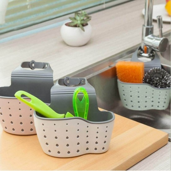 Sink Drain Sponge Holder Thick Silicone