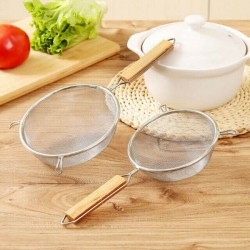 Strainer Colander Stainless Steel With Handle