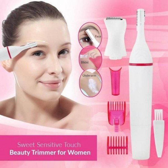 Sweet Sensitive Touch Electric Trimmer for Women