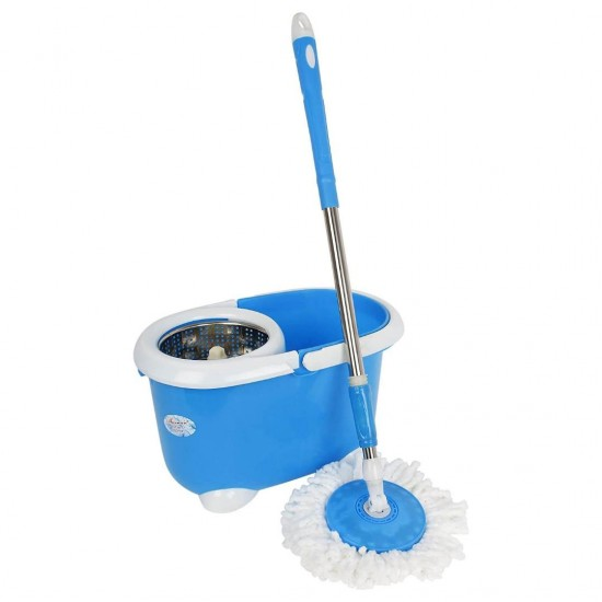 The 360 Degree Easy Mop Double Drive Spin Mop