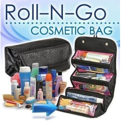 Your Travel Buddy Cosmetic Bag By Roll N Go